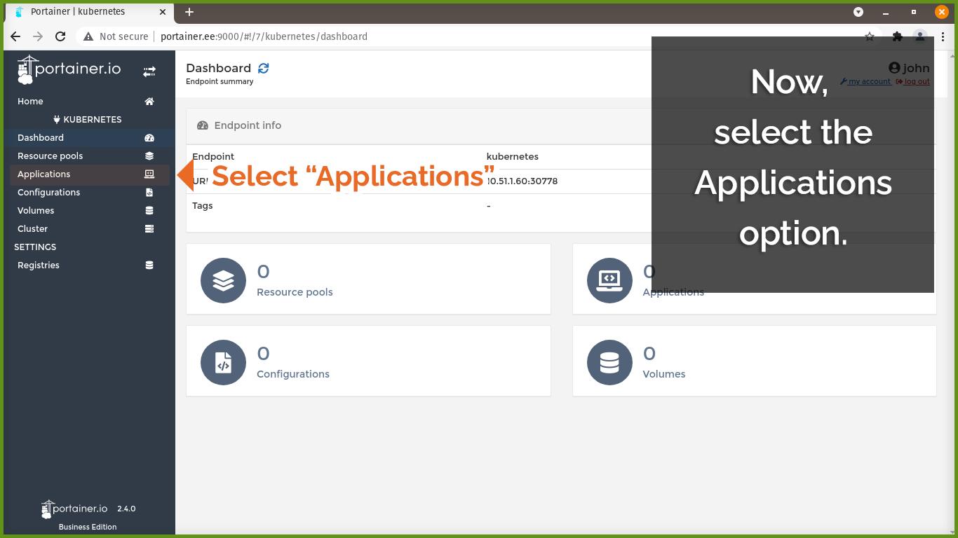 Select Applications
