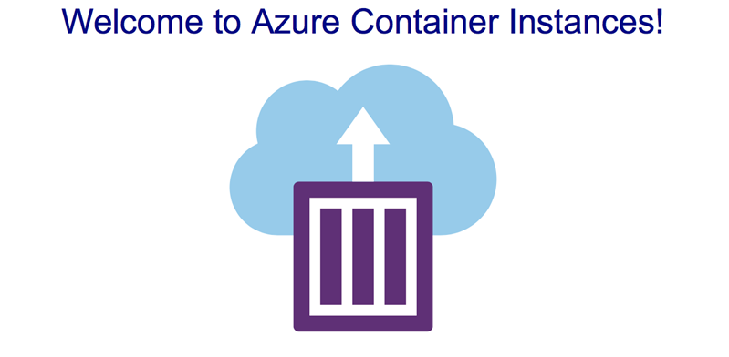 How to use Azure ACI with Portainer