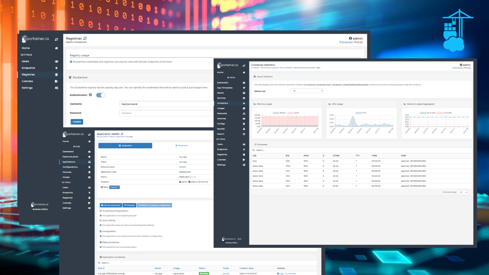 Portainer Launches Business Edition for Enterprise Container Management