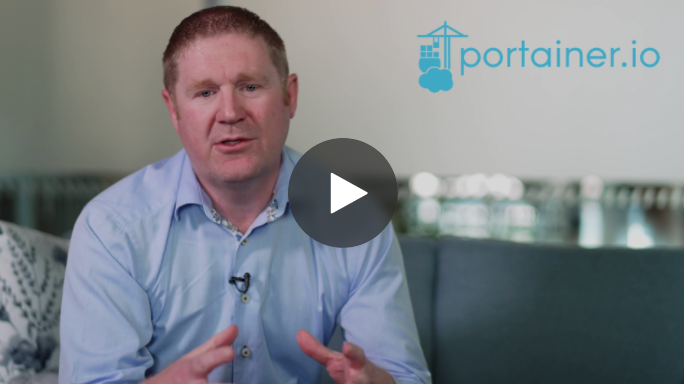 Portainer Business is here at last. Watch Neil tell the story...