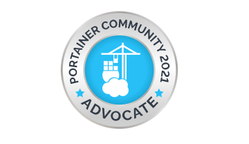 Welcome to the 2021 Portainer Advocates!