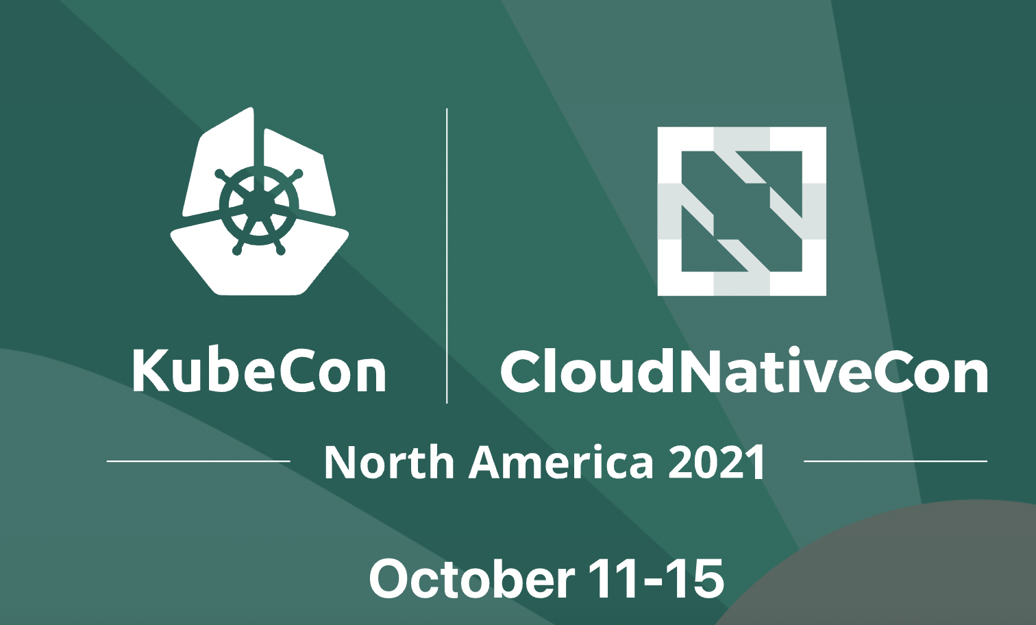 We'll see you at KubeCon
